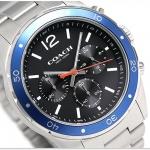 นาฬิกาผู้ชาย Coach 14602084, SULLIVAN