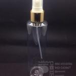 ขวด SA 200 ml ใส+สเปรย์ทอง 10 ชิ้น