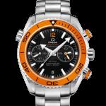 นาฬิกาผู้ชาย Omega รุ่น 232.30.46.51.01.002, Seamaster Planet Ocean 600M Co-Axial Chronometer