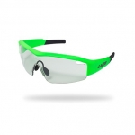 SS1 - Matte Flash Green - แว่นตาจักรยาน LAZER