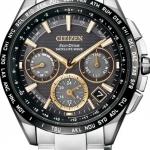 นาฬิกาผู้ชาย Citizen Eco-Drive รุ่น CC9015-54F, Satellite Wave F900 GPS Sapphire Japan Titanium