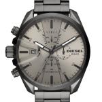 นาฬิกาผู้ชาย Diesel รุ่น DZ4484, MS9 Chrono Gunmetal Stainless Steel Men's Watch