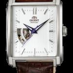 นาฬิกาผู้ชาย Orient รุ่น FDBAD005W0, Producer Open Heart Automatic Men's Watch