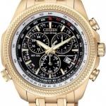 นาฬิกาข้อมือผู้ชาย Citizen Eco-Drive รุ่น BL5403-54E, Perpetual Calendar 100m Chronograph