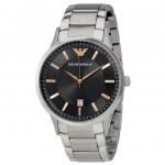 นาฬิกาผู้ชาย Emporio Armani รุ่น AR2514, Renato Grey Dial Stainless Steel Men's Watch