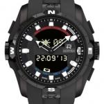 นาฬิกาข้อมือผู้ชาย Roamer of Switzerland รุ่น 770990 49 55 07, Trekk Master Sapphire Chronograph Multi-Function All Terrain
