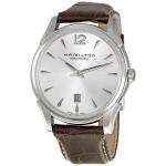 นาฬิกาผู้ชาย Hamilton รุ่น H38615555, Jazzmaster Slim Automatic Men's Watch