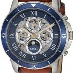 นาฬิกาผู้ชาย Fossil รุ่น ME3140, Grant Sport Sun & Moon Automatic