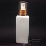 SB180 ml ขาว+ปั้มเจลทอง แพคละ 10 ชิ้น
