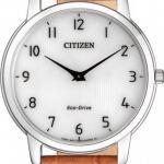 นาฬิกาผู้ชาย Citizen Eco-Drive รุ่น AR1130-13A, Sapphire Stiletto
