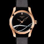 นาฬิกาผู้หญิง Tissot รุ่น T1122103605100, T-Wave