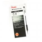 ปากกาหมึกเจล Pentel Hybrid Gel Grip K116 (เลือกสีหมึกด้านใน)