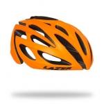 หมวกจักรยาน LAZER O2 สี Matte Flash Orange