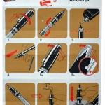 วิธีเติมหมึกปากกาเขียนแบบ rOtring Variant