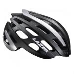 หมวกจักรยาน Z1 ‐ BLACK SILVER+LED