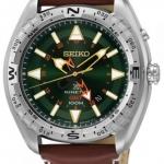 นาฬิกาผู้ชาย Seiko รุ่น SUN051P1, Prospex Land Kinetic GMT 100m Men's Watch