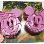 พิมพ์กดคุกกี้ รูปมิกกี้เมาส์ มินนี่เม้าส์ mickey mouse minnie mouse