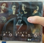 cd mga potato the taste of potato ปกสีม่วงดำ