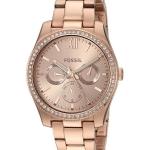 นาฬิกาผู้หญิง Fossil รุ่น ES4315, Scarlette Multifunction Diamond Quartz Women's Watch