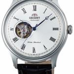 นาฬิกาผู้ชาย Orient รุ่น SAG00003W0, Envoy Open Heart Japan Automatic