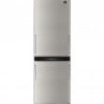 ตู้เย็น 2 ประตู 11.5 คิว SHARP SJ-W33T สีไททาเนียมซิลเวอร์