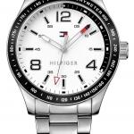 นาฬิกาผู้ชาย Tommy Hilfiger รุ่น 1791177, Essentials Stainless Steel Mens Watch