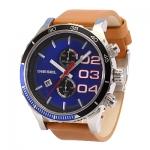 นาฬิกาผู้ชาย Diesel รุ่น DZ4322, Double Down Chronograph