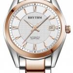 นาฬิกาผู้ชาย Rhythm รุ่น A1401S04, Automatic Sapphire A1401S-04, A1401S 04