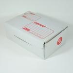 กล่องไปรษณีย์ขาวไดคัท ข จำนวน 1 ใบ