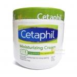 Cetaphil Moisturizing Cream ขนาดกระปุกใหญ่ 453 กรัม