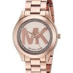 นาฬิกาผู้หญิง Michael Kors รุ่น MK3549, Mini Slim Runway Diamond
