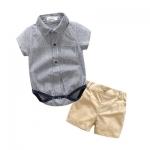 ID459- เสื้อ+กางเกง 4 ชุด /แพค ไซส์ 70-100