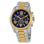 นาฬิกาผู้หญิง Michael Kors รุ่น MK5976, Bradshaw Chronograph Two-Tone Quartz Women's Watch