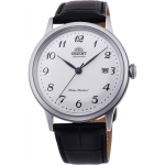 นาฬิกาผู้ชาย Orient รุ่น RA-AC0003S10B, Bambino II Automatic Classic Leather Men's Watch