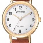 นาฬิกาผู้หญิง Citizen รุ่น EM0578-17A, Eco-Drive 50m Women's Watch