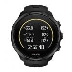 นาฬิกา ผู้ชาย - ผู้หญิง Suunto รุ่น SS022662000, Spartan Sport Wrist HR All Black GPS Watch
