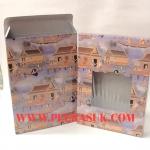 กล่องผ้าไหมลายไทย แพคละ 25 ใบ