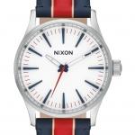 นาฬิกาผู้ชาย Nixon รุ่น A3771854, SENTRY 38 LEATHER