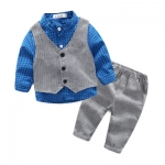 ID463- เสื้อ+กางเกง 5 ชุด /แพค ไซส์ 70 80 90 95 100