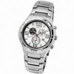 นาฬิกาข้อมือผู้ชาย Citizen รุ่น AN7080-55A, Analog Sport Chrono Silver