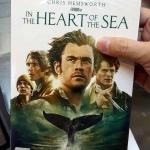 DVD ภาพยนตร์ เรื่อง In the heart of the sea