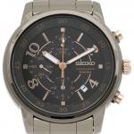 นาฬิกาผู้หญิง Seiko รุ่น SNDW83P1, Chronograph Quartz