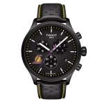 นาฬิกาผู้ชาย Tissot รุ่น T1166173605103, Chrono XL NBA Teams Special Los Angeles Lakers Edition Men's Watch