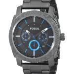 นาฬิกาผู้ชาย Fossil รุ่น FS4931, Machine Quartz Chronograph Gunmetal Ion-Plated