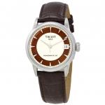 นาฬิกาผู้หญิง Tissot รุ่น T0942101112100, LUXURY POWERMATIC 80 LADY