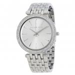 นาฬิกาผู้หญิง Michael Kors รุ่น MK3190, Parker Glitz Crystals Quartz Women's Watch