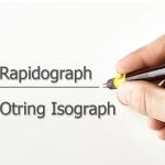 ความแตกต่างระหว่างปากกาเขียนแบบ rOtring Rapidograph VS rOtring Isograph !!