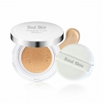 Soul Skin Mineral CC Air Cushion 8 in 1 No. 19 IVORY สีงาช้าง ขาวสุด
