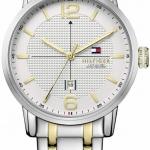 นาฬิกาผู้ชาย Tommy Hilfiger รุ่น 1791214, George Stainless Link Watch