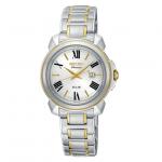 นาฬิกาผู้หญิง Seiko รุ่น SUT346P1, Titanium Solar